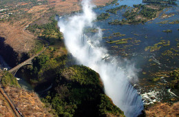Botswana & Vic Falls in Style